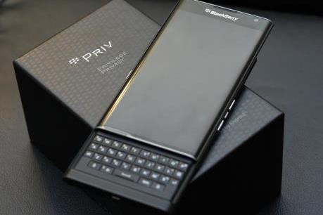 Thị phần điện thoại của BlackBerry về mức 0%