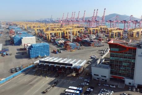Hãng vận tải biển lớn thứ bảy trên thế giới chính thức phá sản