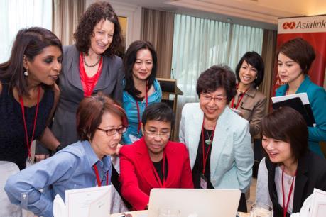 Nữ doanh nhân trẻ Việt Nam được chọn tham gia Chương trình Lãnh đạo Mới nổi