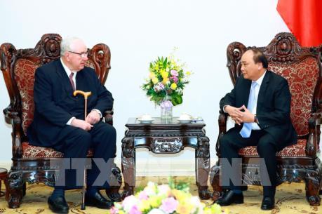 Thủ tướng Nguyễn Xuân Phúc tiếp Tập đoàn Jardines Matheson (Vương quốc Anh)