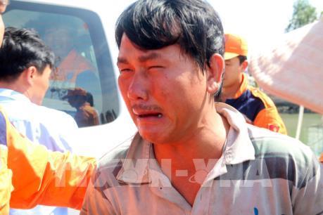 Thông tin mới nhất về các nạn nhân vụ nổ tàu cá ở Bà Rịa-Vũng Tàu