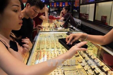 Thị trường vàng trong nước tuần qua diễn biến ảm đạm
