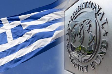 Đức hy vọng IMF không bỏ rơi Hy Lạp