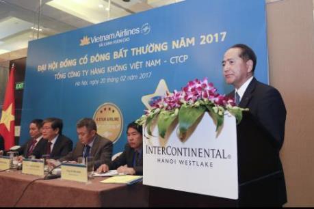 Vietnam Airlines họp Đại hội cổ đông bất thường năm 2017
