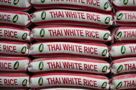 Gần 70 nhà thầu tham gia phiên đấu giá gạo đầu năm của Chính phủ Thái Lan