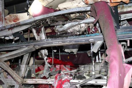 Đã xác định được nguyên nhân vụ nổ xe khách tại Bắc Ninh
