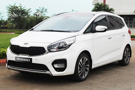 Bảng giá xe ô tô Kia tháng 2/2017 mới nhất tại Việt Nam