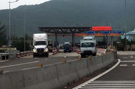 Sẽ áp dụng thu phí không dừng tại các trạm trên Quốc lộ 1 từ ngày 30/6/2017