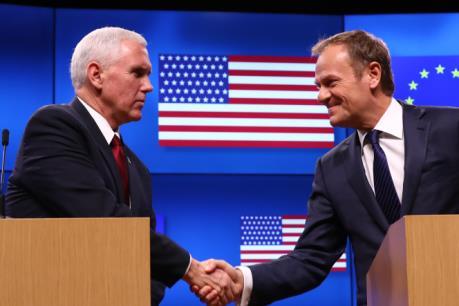 Quan hệ Mỹ-châu Âu: Chưa hết hoài nghi
