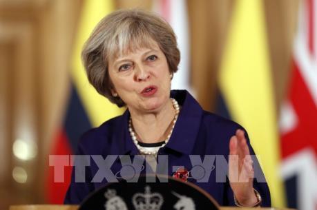 Anh sẽ chính thức khởi động đàm phán với EU vào cuối tháng 3