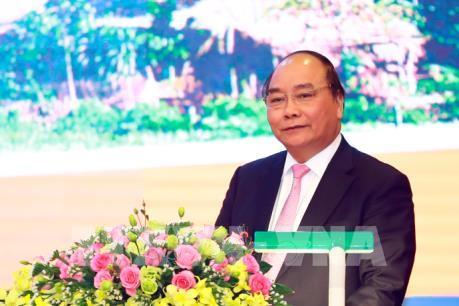 Thủ tướng Nguyễn Xuân Phúc: Ưu tiên phát triển hạ tầng để thu hút đầu tư