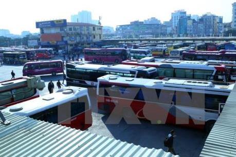 Hà Nội phải giải quyết dứt điểm vấn đề điều chuyển tuyến xe khách