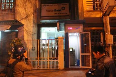 Xảy ra vụ cướp ngân hàng tại Đà Nẵng