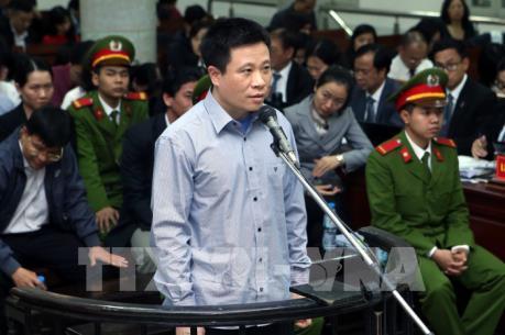 Phiên tòa xét xử Hà Văn Thắm: Tòa quyết định trả hồ sơ để điều tra bổ sung