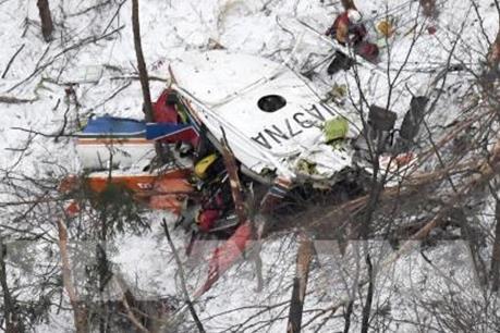 Rơi máy bay cứu hộ tại Nhật Bản, 3 người tử vong, 4 người mất tích