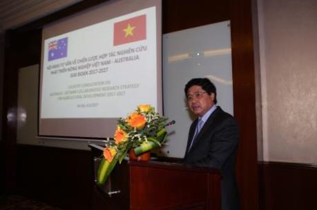 Việt Nam – Australia hợp tác phát triển nông nghiệp giai đoạn 2017-2027