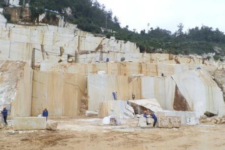 Thủ tướng gỡ khó cho xuất khẩu đá hoa dạng khối