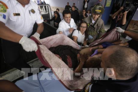 Hỏa hoạn kinh hoàng tại trung tâm hỗ trợ trẻ em, ít nhất 44 em thương vong