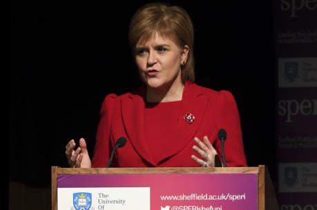 Scotland trưng cầu dân ý tách khỏi Anh