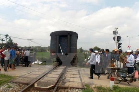 Tổng cty Đường sắt phản hồi về sai sót tại dự án 133 đường ngang