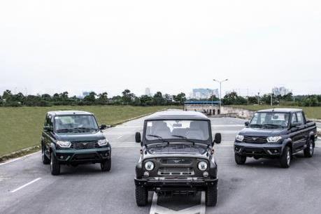 UAZ Việt Nam công bố giá bán xe thấp nhất từ 460 triệu đồng