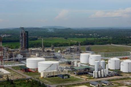Nhà máy lọc dầu Dung Quất đa dạng hóa nguồn nguyên liệu