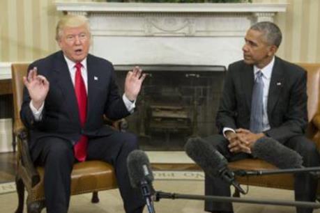 Thông tin mới về việc ông Obama theo dõi điện thoại của Tổng thống Trump