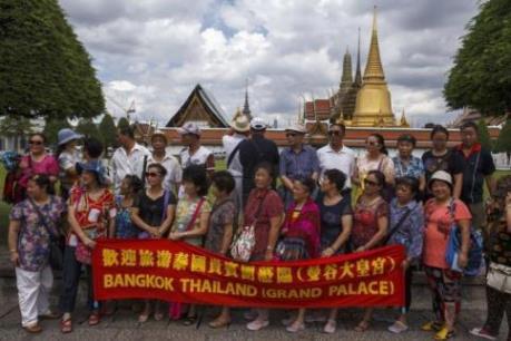 Ngành du lịch Thái Lan hưởng lợi khi quan hệ Trung-Hàn căng thẳng