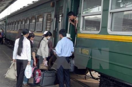 Đường sắt bán vé kết nối ô tô trên hệ thống bán vé điện tử