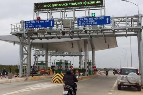 Phú Thọ đề xuất giảm phí đường bộ BOT đoạn qua huyện Tam Nông