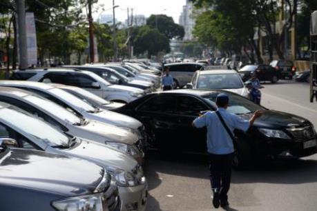 Tp. Hồ Chí Minh lập tổ công tác thực hiện dự án bãi đậu xe ngầm