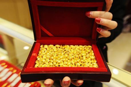 Giá vàng chiều 24/3: Vàng SJC tăng 80.000 đồng/lượng
