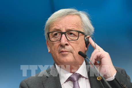 Chủ tịch EC cảnh báo nguy cơ EU sụp đổ