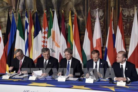"""Đoàn kết là """"con đường duy nhất"""" để EU tiếp tục phát triển"""