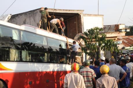Vụ tai nạn giữa hai xe khách tại Lâm Đồng: Xe Thành Bưởi đi không đúng phần đường