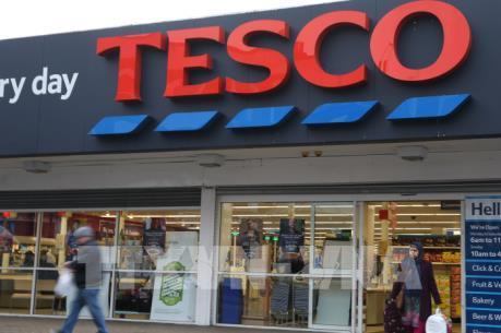 Tập đoàn bán lẻ Tesco chịu phạt 214 triệu USD vì bê bối khai khống lợi nhuận