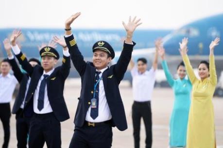 """Vietnam Airlines gây sốt với MV """"Bay lên Việt Nam"""""""