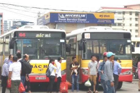Hà Nội có thêm nhiều tuyến xe buýt mới