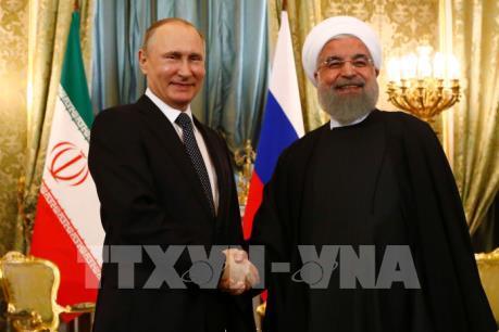 Nga, Iran ký bản ghi nhớ về hợp tác trong lĩnh vực khí đốt