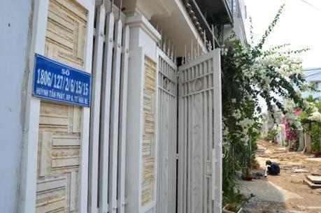Tp. Hồ Chí Minh nghiên cứu đổi số nhà theo mã thông minh