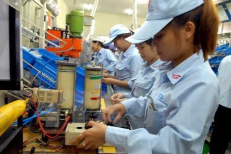 Chỉ số sản xuất công nghiệp quý I tăng thấp nhất trong 5 năm gần đây