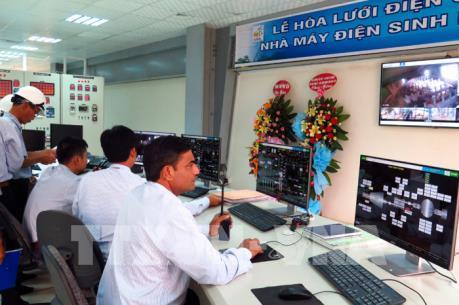 Nhà máy điện sinh khối KCP-Phú Yên chính thức hòa lưới điện quốc gia