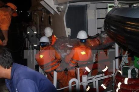 Vụ chìm tàu Hải Thành 26-BLC: Bảo hiểm chi trả tiền cho gia đình các nạn nhân