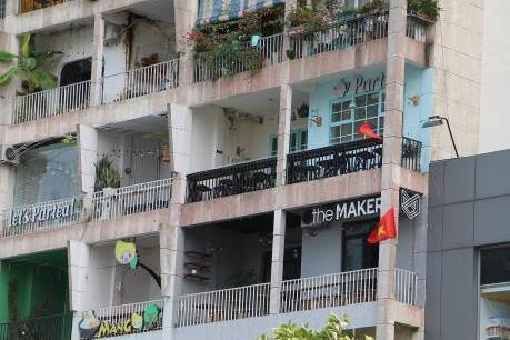 Tp. Hồ Chí Minh lập lại trật tự tại các chung cư