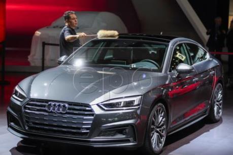 Volkswagen tiếp tục thu hồi xe Audi tại thị trường Trung Quốc