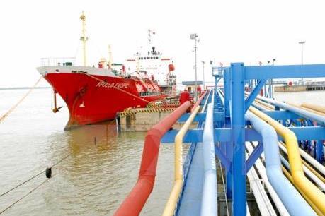 Phương án cho thuê hạ tầng bến cảng