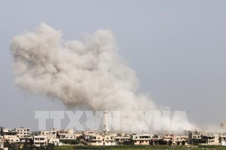 Nga kêu gọi điều tra vụ tấn công nghi sử dụng vũ khí hóa học tại Syria