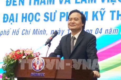 Bộ trưởng Phùng Xuân Nhạ: Trường đại học cần xây dựng và khẳng định thương hiệu