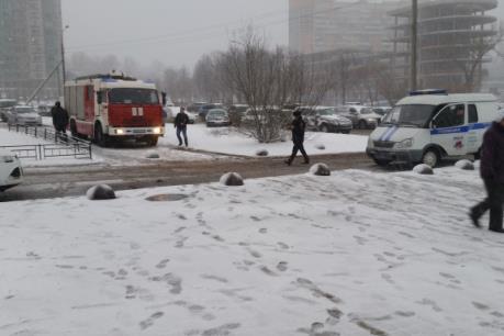 Nga: Nổ ở thành phố St. Petersburg