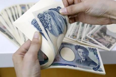 """Mỹ ném bom Afghanistan, trái phiếu Chính phủ Nhật Bản """"nhảy vọt"""""""